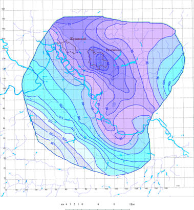 модели Люберецкого района